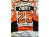 NHL Jersey size Large Philadelphia Flyers Giroux 28 Replica