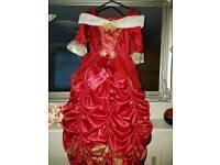 Belle fancy dress costume
