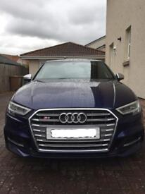 AUDI S3 Saloon (NEW SHAPE - 66 plate)