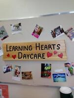 Daycare... Where fun and Learning is Happening!