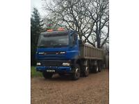 Daf tipper for sale