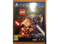 Lego star wars ps4 game