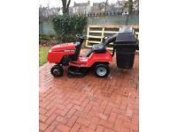 jonsered ride on /sit on lawn mower