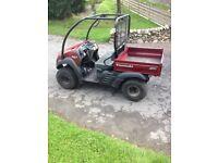 Kawasaki Mule 610 ATV 4x4