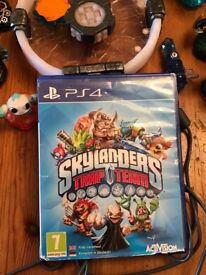 Skylanders Trap Team PS4