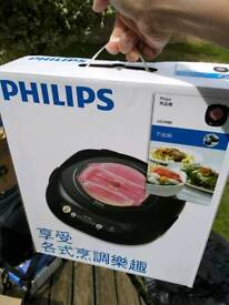 New Philips electric hot plate 110v