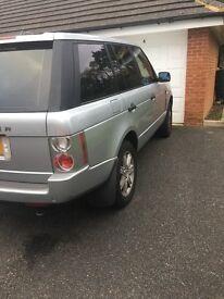 Range Rover 4.4 Petrol , 95k mileage