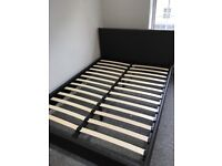 Large Double Bed Frame - Good Condition!