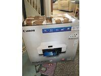 Brand new still in unopened box canon printer
