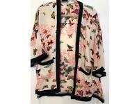 Ladies kimono style top