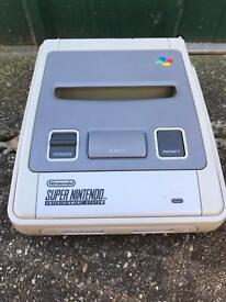Super Nintendo console x 2