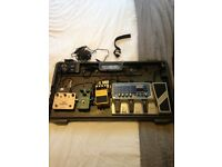 Boss BCB-60 Guitar Pedalboard FULLY LOADED