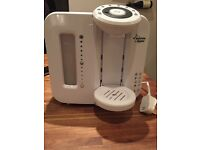 Tommee Tippee Perfect Prep machine. White £32