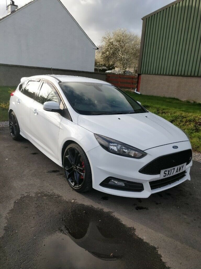 Stunning Ford Focus St Still Under Manufactures Warranty