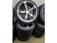Bmw Ac Schnitzer iv 18'' Alloy Wheels Can Post Part Exchange Welcome