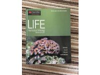 Selling 'Life the science of biology 10th edition' book. Perfect for biology undergrads!