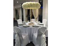 ***CENTERPIECE HIRE***FOR**EVENTS, WEDDING & VENUE DECORATION – Tel:02084234330 or 07904938852 **