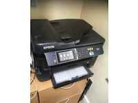Epson WF 7630 Printer/Scanner. A3, A4