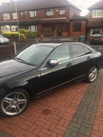 Mercedes c220 cdi for sale!