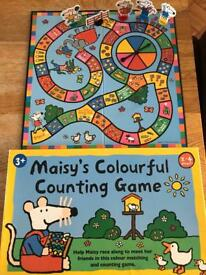 Maisy's Colourful Counting Game 3+