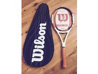 Wilson Pro Staff 90 Tennis Racket. Grip 2. New!