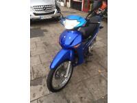 Honda 125 cheap