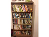 Ikea Billy Bookshelves in birch