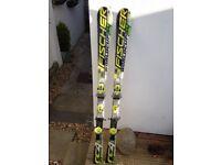 140 cm junior skis