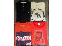 Abercrombie T-Shirts 13yrs