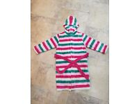 Joules Girls Dressing Gown 7-8yrs