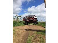 Beast Vauxhall frontera