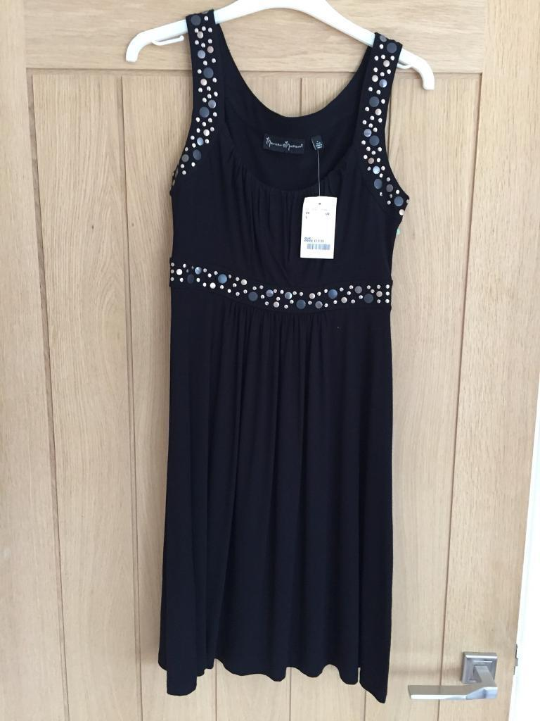 New black stud dress from tkmaxx - ideal for Christmas | in ...