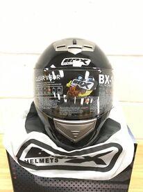 Box Bx-1 black large helmet
