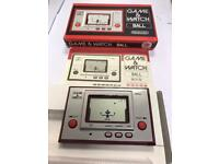 Nintendo Game and Watch Ball Japanese version