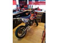 KTM 450 EXC ROAD REG. WITH EXTRAS