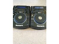 NDX500 CDJ's Pair - Excellent Condition