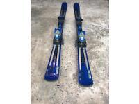 Ladies Atomic C9 Skis