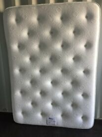 Bargain Luxury Double Memory Mattress Excellent Clean Condition,Fast Free Delivery In Norwich,