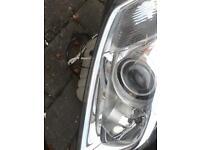 Headlight for Vauxhall's insignia