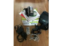JVC GZ-MG21 20GB HARD DISK CAMCORDER