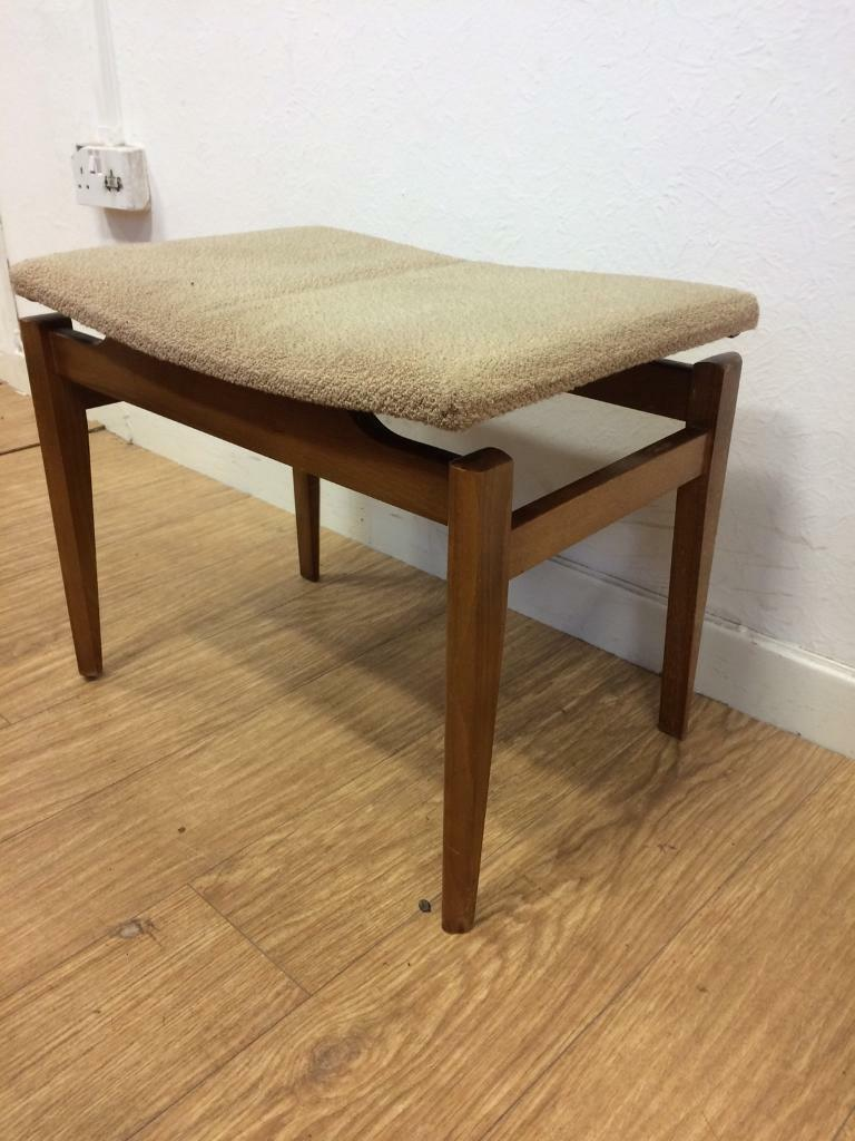 1960s occasional stool