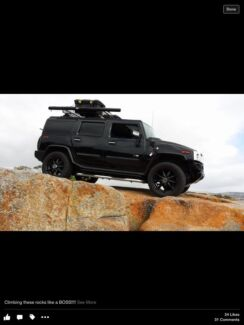 2005 H2 HUMMER Broome 6725 Broome City Preview