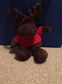 Reindeer Christmas toy