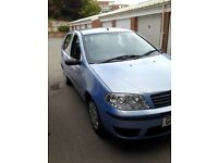Fiat punto Amazing Condition lady owner, Years MoT No Advisories. Service History
