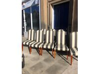 8 x Dining Chairs - Good quality and condition from show house.(4 chairs £400)