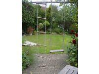 Garden Swing Seat, Rope Ladder, Hammock.