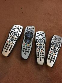 Sky Remote - For Sale - Spare - 3 left