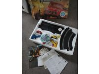Vintage retro Scalextric Mini Rally cross set 1974 boxed and fully working collectors item