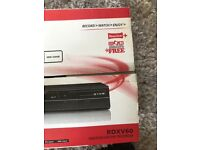 Toshiba 3 in 1 freeview dvd video player/recorder