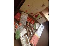 Mamas&papas nursery bundle